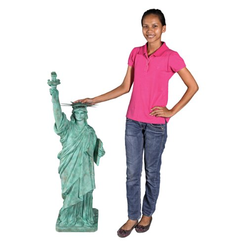 Liberty Pedestal (Design Toscano Liberty Enlightening The World Grand Scale Statue)
