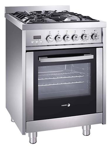 4 Burner Dual Fuel Range - 9
