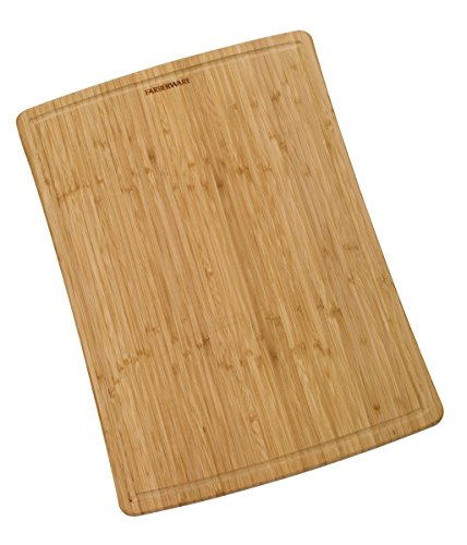 boo Cutting Board with Drip Groove Trench, 15-Inch-by-21-Inch ()
