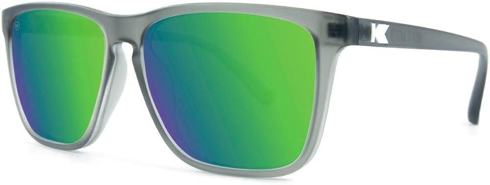 Knockaround Fast Lanes Sunglasses for Men & Women, Full UV400 Protection