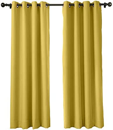 cololeaf Extra Wide Curtains Privacy Room Divider Curtain Thermal Insulated Blackout Curtains Room Darkening Panel