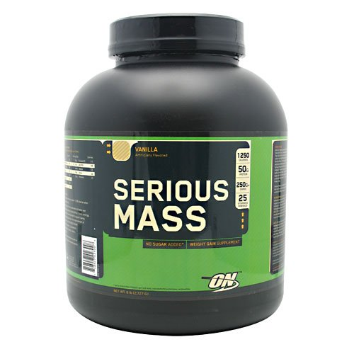 Serious Mass (Optimum Nutritio...