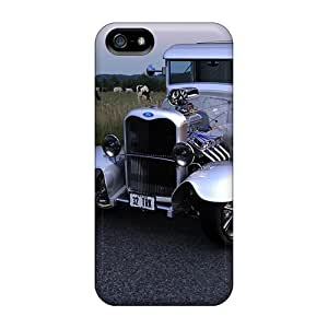 MansourMurray Iphone 5/5s Protective Hard Cell-phone Cases Customized HD 32 Ford Truck Skin [dtl20316wXXu]