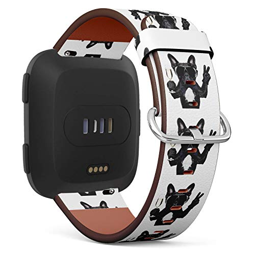 french bulldog fitbit band - 6