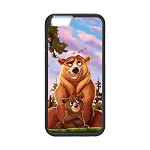Brother Bear 2 iPhone 6 4.7 Inch Cell Phone Case Black B97661348