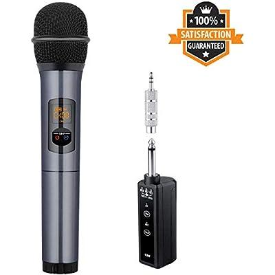 wireless-microphone-karaoke-system