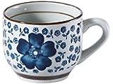 イッチン コーヒーカップ 白 (M03601)
