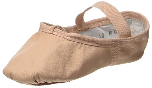 So Danca Damen Bae14 Riemchenballerinas Pink