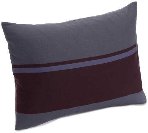 Calvin Klein Home Pinstripe Pillow, Plum