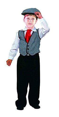 Disfraz Chulapo Infantil Talla de 8 a 10 años: Amazon.es: Hogar