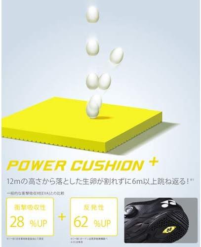 バドミントンシューズ パワークッションコンフォート Z2 ワイドミッド POWER CUSHION SHBCFZ2WM-207