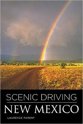 Scenic Driving New Mexico