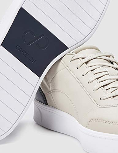 CARE OF by PUMA Women's Leather Low-Top Trainers