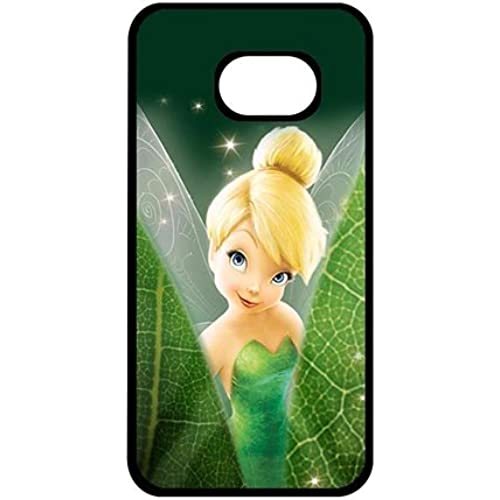 Customized Tinkerbell Gold PC Protective Cover Cases for Samsung Galaxy S7 EDGE Sales