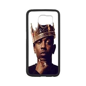 LSQDIY(R) Drake SamSung Galaxy S6 Hard Back Case, Personalized SamSung Galaxy S6 Case Drake