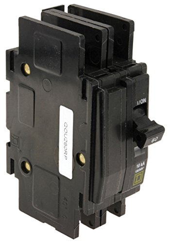 New Square D QOU260 2p 60a 120/240v Circuit Breaker ()