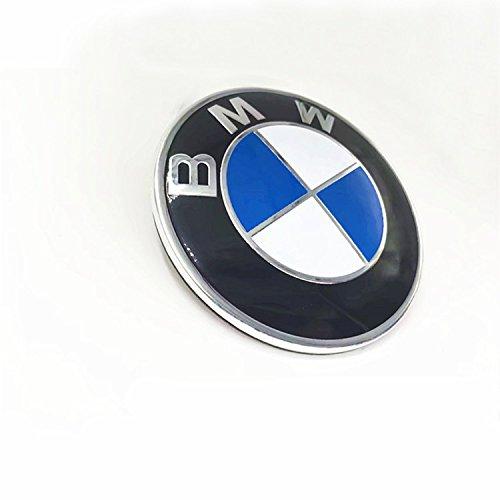 e39 bmw hood emblem - 8