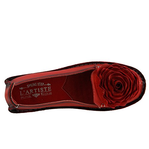 Lartiste Womens Dezi Serenity Shoe Red