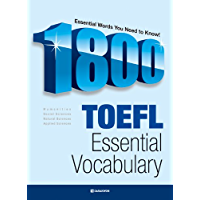 1800 TOEFL ESSENTIAL VOCABULARY