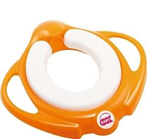 OK-Baby - Asiento reductor para WC, color azul