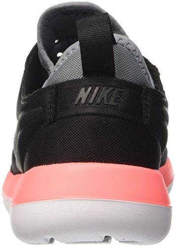 Two NIKE Roshe Pink Black Running Women's Shoe ETE0xpw64q