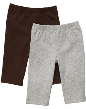 Carter's Baby Boy's 2-Pack Pants