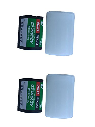 2 Roll Fuji APS 100 40 Exposure Film Nexia Advantix Advanced Photo System Bulk ()