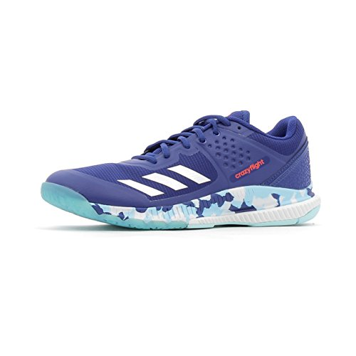 adidas Women's Crazyflight Bounce W Volleyball Shoes Various Colours (Tinmis / Ftwbla / Azuhie) 0TEBgF4NfV