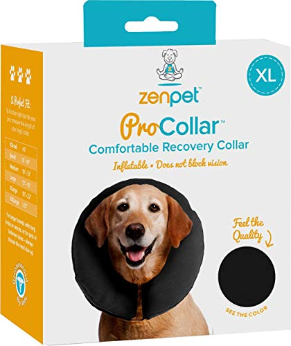 CS TECH US Procollar Inflatable Recovery Collar Assorted Extra - Inflatable Procollar