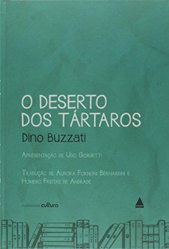 O Deserto dos Tártaros - Coleção Cultura