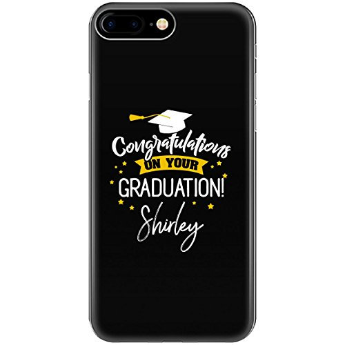 Personalized Graduation Gift Shirley Girl Women Name - Phone Case Fits Iphone 6 6s 7 8 - Shirley Ladies Tee