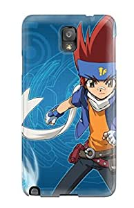 Durable Case For The Galaxy Note 3- Eco-friendly Retail Packaging(beyblade Metal Fusion)