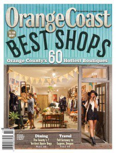 Orange Coast Magazine November 2015