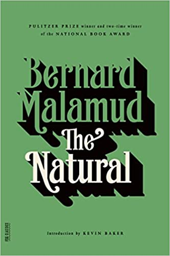 Image result for the natural book cover