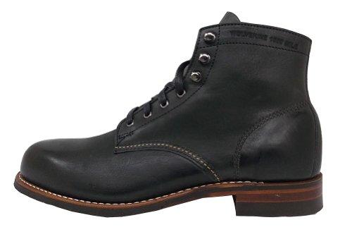WOLVERINE 1000 MILE - Boots MORLEY - black