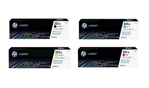 HP-201A-BCYM-Original-LaserJet-Toner-Cartridge-Set-Black-Cyan-Yellow-Magenta-CF400A-CF401A-CF402A-CF403A-for-LaserJet-M277dnM277dw-Pro-M252dnM252dw-Sealed-in-Retail-Packaging