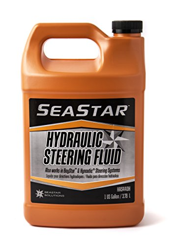 (SeaStar Solutions HA5440H, HA5440 Hydraulic Steering Fluid, Gallon)