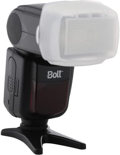 Bolt Bounce Dome Diffuser for Bolt VX-710//760 Flashes 3 Pack