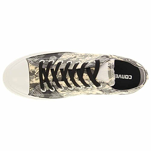 Old Schuhe CM Designer Charcoal Natural Silver CONVERSE Chucks ALL STAR nU00fOx