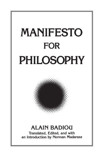 Top manifesto for philosophy
