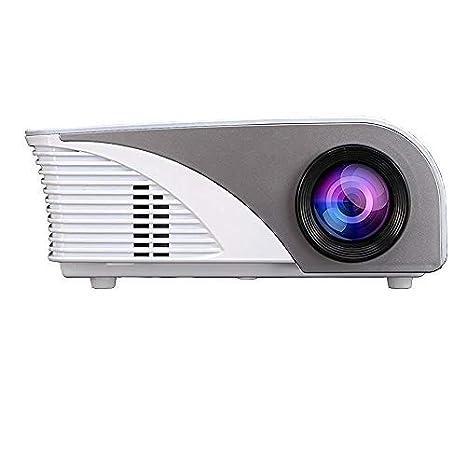 Amazon.com: Proyector HD, Blanco 001: Electronics