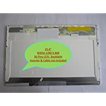 """Toshiba Satellite L305d-s5892 Replacement LAPTOP LCD Screen 15.4"""" WXGA CCFL SINGLE (Substitute Only. Not a )"""