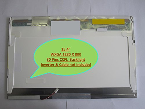 Dell Inspiron 6000 Replacement - Dell Inspiron 6000 B120 B130 M70 Latitude D810 WXGA LCD Screen CLAA154WA04