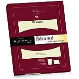 Southworth Exceptional Resume Folders/Envelopes Packet, Ivory (RF#3)