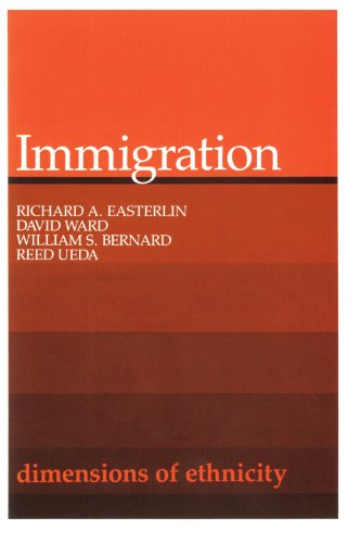 Immigration (Dimensions of Ethnicity) (Belknap Press)