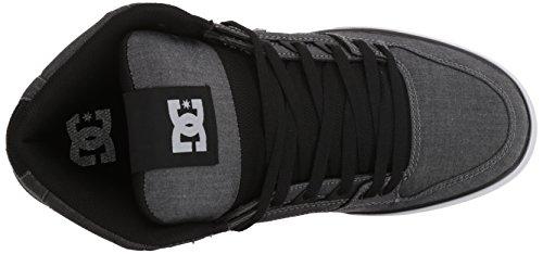 Men's White Shoes Shoes Top High Top WC Black TX Pure Se DC Black Hi 51vqwd7q