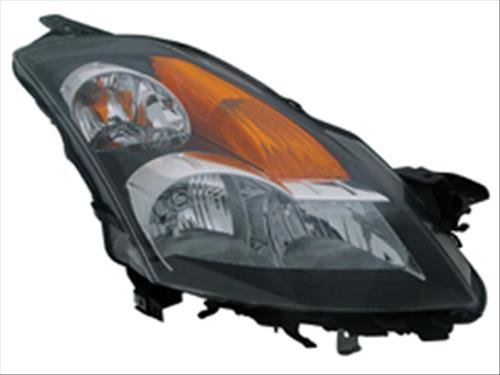 OE Replacement Headlight Assembly NISSAN ALTIMA 2007-2009 Partslink NI2503187 Multiple Manufacturers NI2503187N