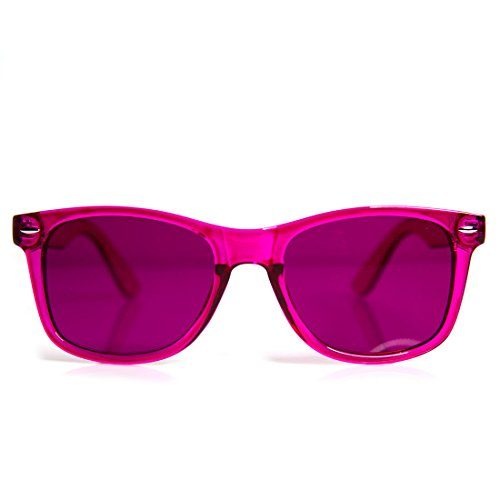 Glofx Magenta Color Therapy Glasses Chakra Glasses Relax Glasses