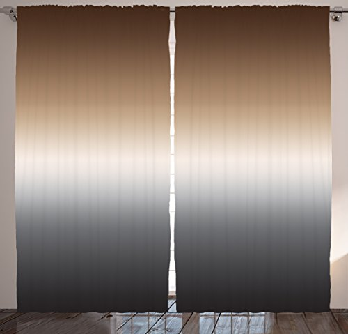 Curtains Ambesonne Treatments Bedroom Curtain product image