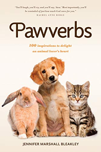 Book Cover: Pawverbs: 100 Inspirations to Delight an Animal Lover's Heart